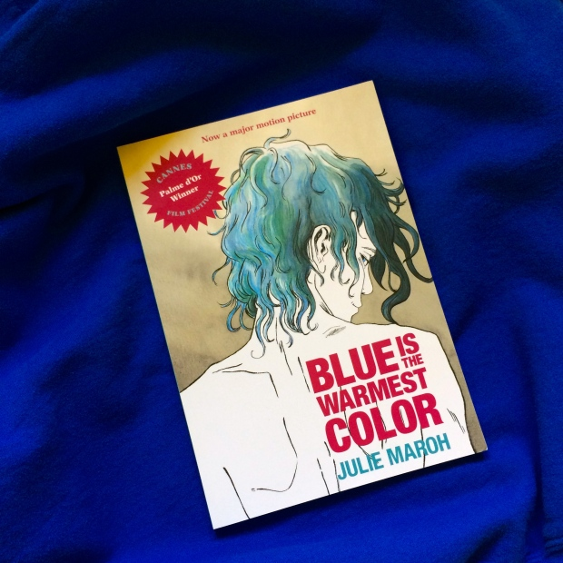 Blue Is The Warmest Color By Julie Maroh Book Review